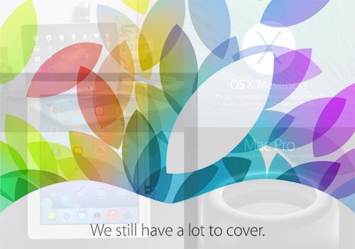 Những sản phẩm mới ra mắt tại sự kiện của Apple