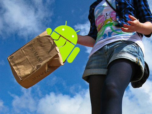 Theo thống kê những người dùng smartphone có tới 79% mua sắm trên điện thoại