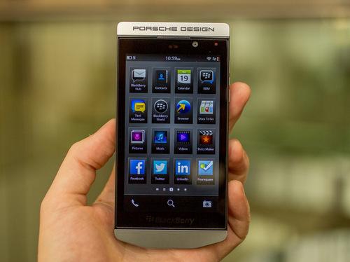 BlackBerry mới giá bán lên tới 2.400 USD