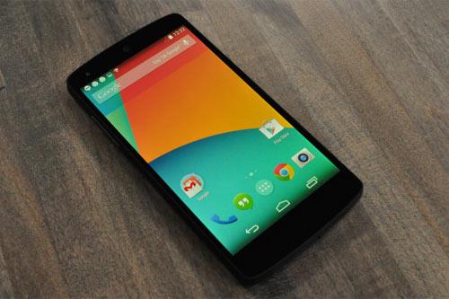 Video và ảnh thực tế Google Nexus 5
