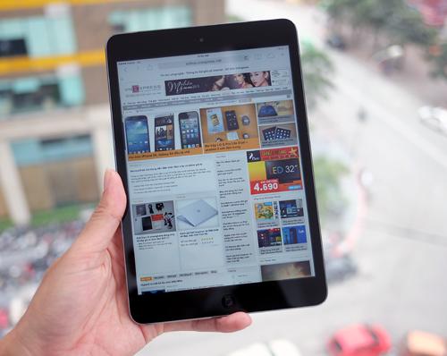 iPad Mini Retina là bản nâng cấp đáng để bỏ tiền sở hữu