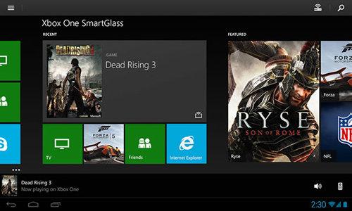 Microsoft vừa tung ra phiên bản mới cho ứng dụng SmartGlass chạy trên thiết bị di động