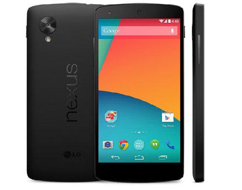 Nexus 5 với Android 4.4 Kitkat được Google bất ngờ bán