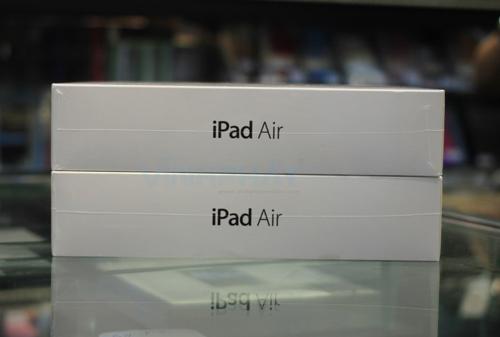 iPad Air đã được bán tại TP HCM