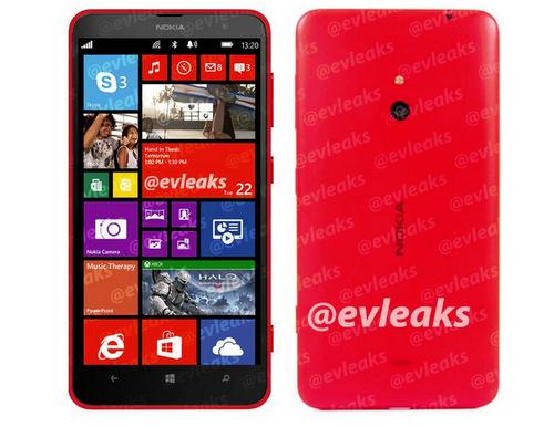 Nokia trình làng Lumia 1320 Windows Phone màn hình 6 inch