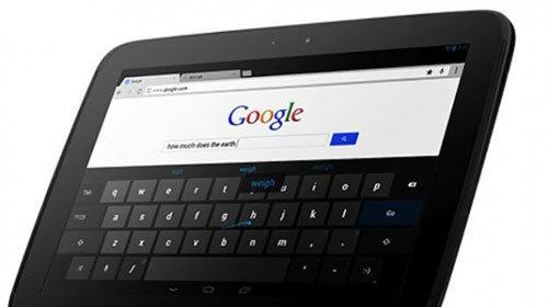 Nexus 10 chuẩn bị lột xác