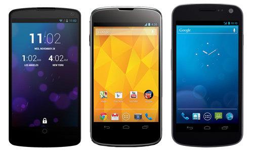 Google vừa tung ra bản cập nhật Android 4.4