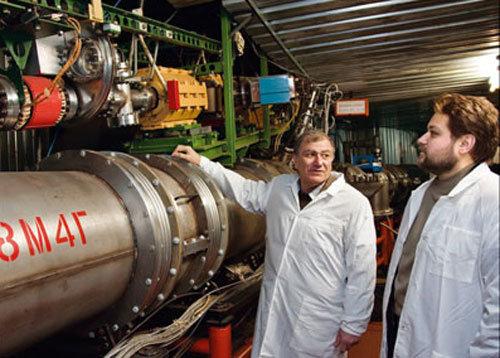Nga xây dựng máy gia tốc hạt quy mô lớn