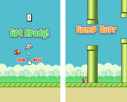 Những game thú vị khác cùng tác giả Flappy Bird