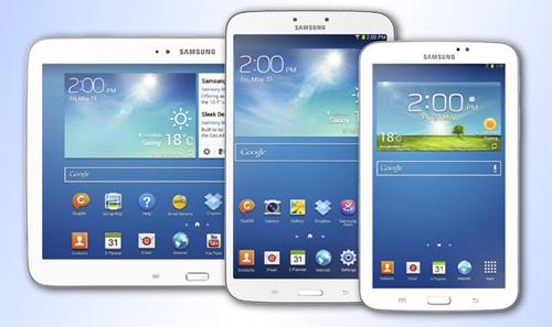 Samsung sẽ ra mắt Galaxy Tab 4 tại MWC 2014
