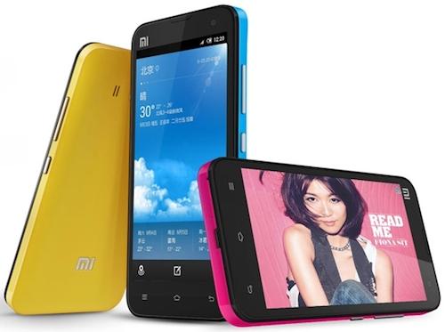 Smartphone giá rẻ Trung Quốc tăng mạnh