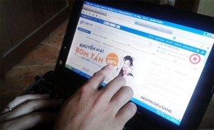 Thương mại điện tử Việt Nam phát triển nhanh