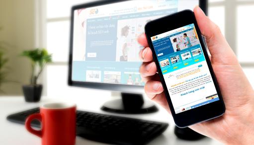 25 nguyên tắc thiết kế trang web dành cho thiết bị di động