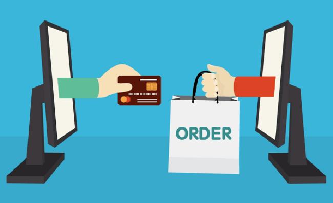 Cách mở shop order online