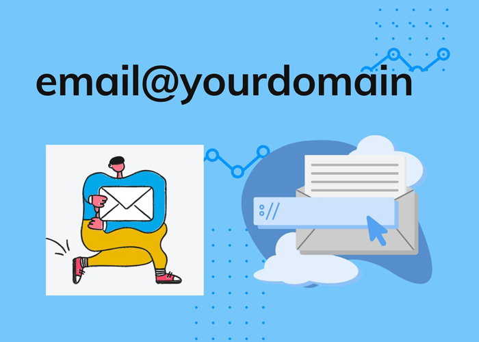 Cách sử dụng email theo tên miền