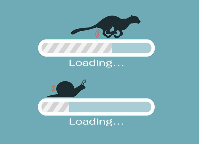 Cách tăng tốc độ tải trang web