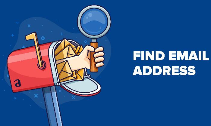 Cách tìm địa chỉ email của người khác