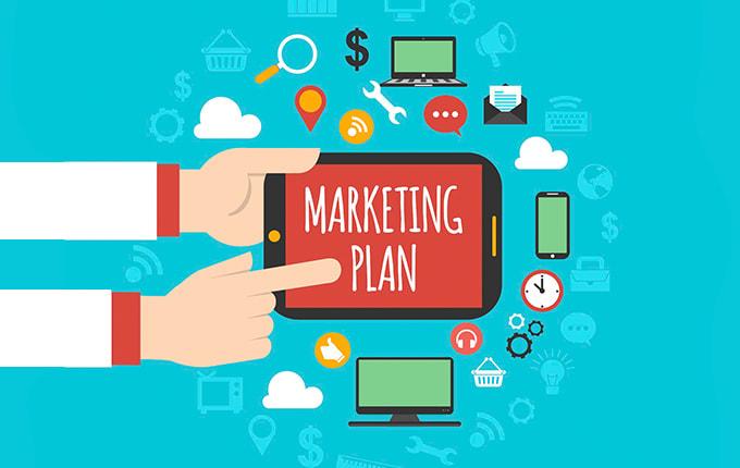 Chiến lược marketing cho dự án