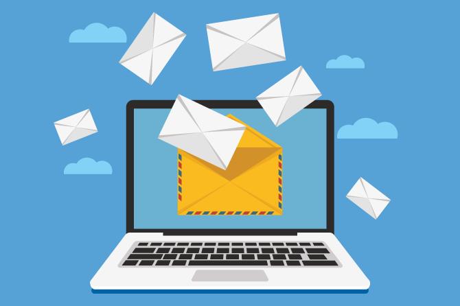 Đăng ký email theo tên miền tạo email công ty chuyên nghiệp ổn định