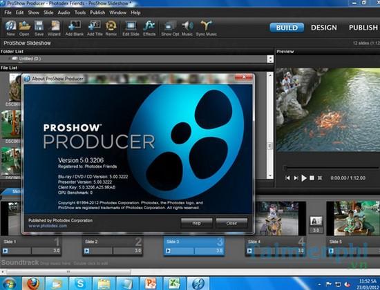 Download proshow producer full crack