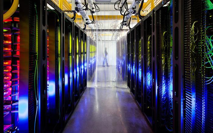 Apple lưu trữ trên Google cloud