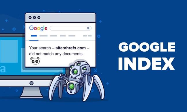 Làm sao để Google index website