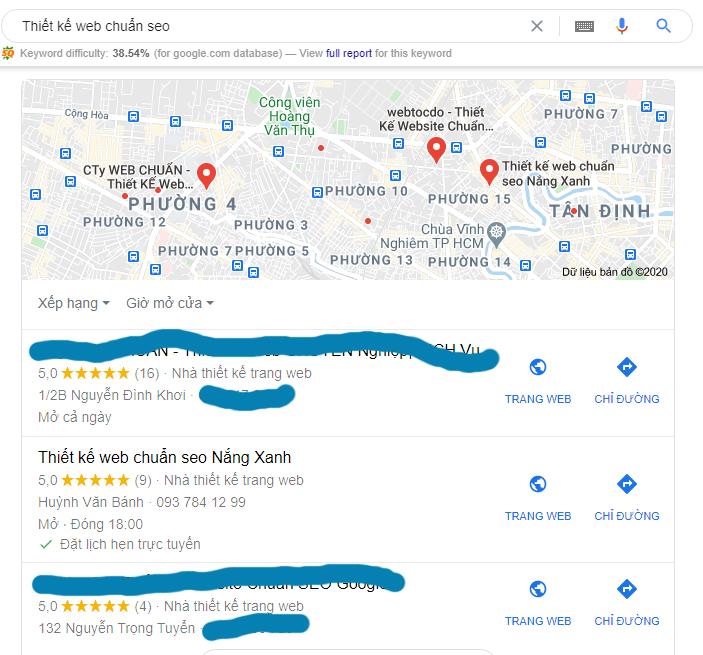 Local seo là gì?