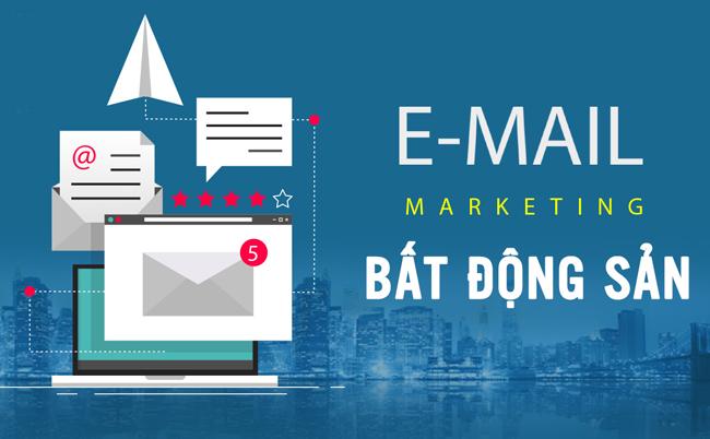 Mẫu email marketing BĐS