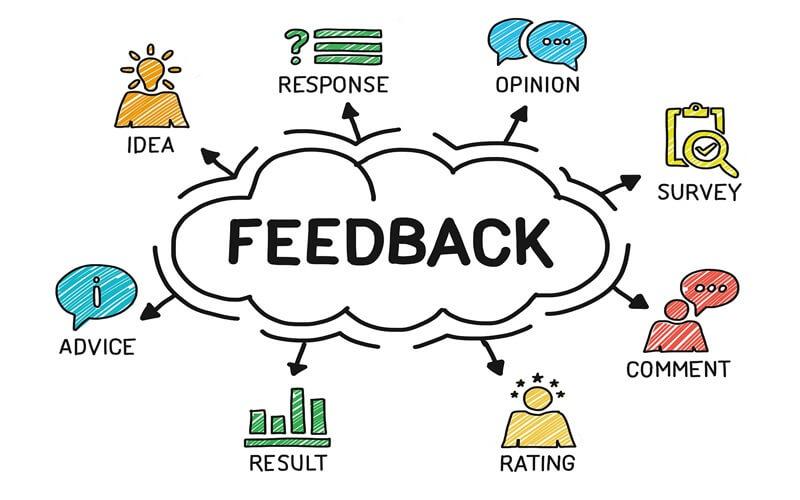 Những câu feedback hay
