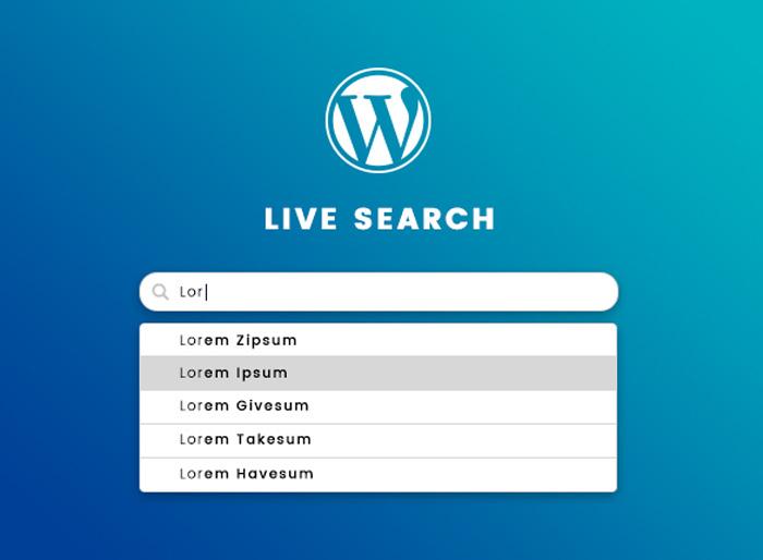 Plugin tìm kiếm cho WordPress
