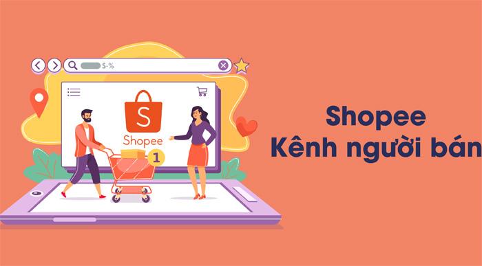 Shopee kênh người bán
