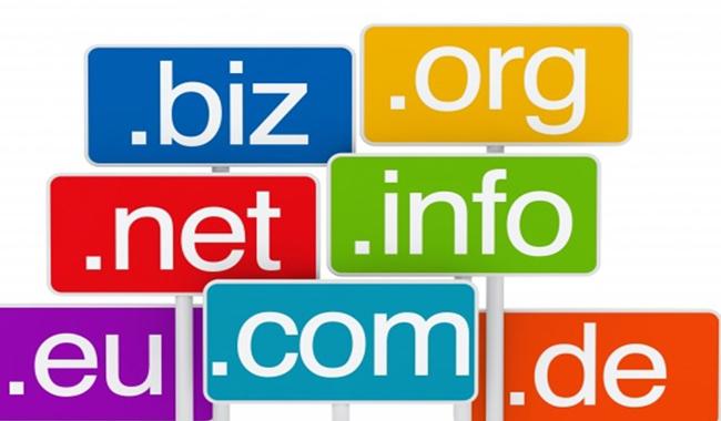 Tên miền dùng cho các tổ chức nói chung