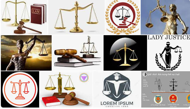 Thiết kế logo công ty luật