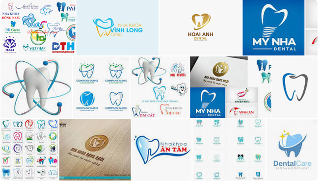 Thiết kế logo nha khoa