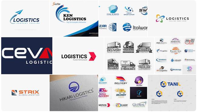 Thiết kế logo vận chuyển