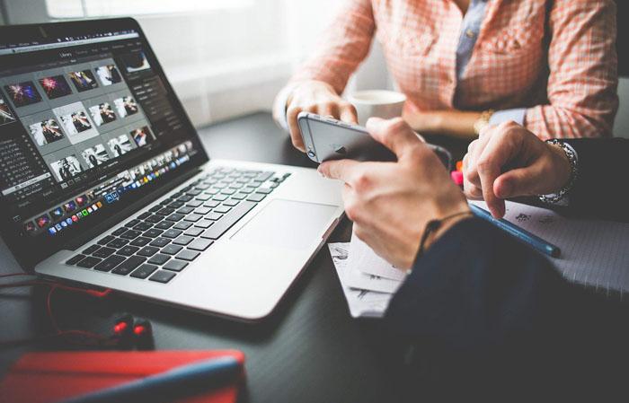 Thiết kế trang web cho doanh nghiệp
