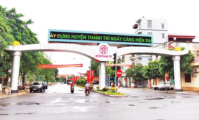 Thiết kế web quận Thanh Trì