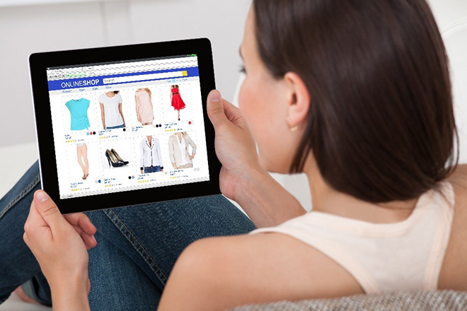 Trang web bán sỉ thời trang