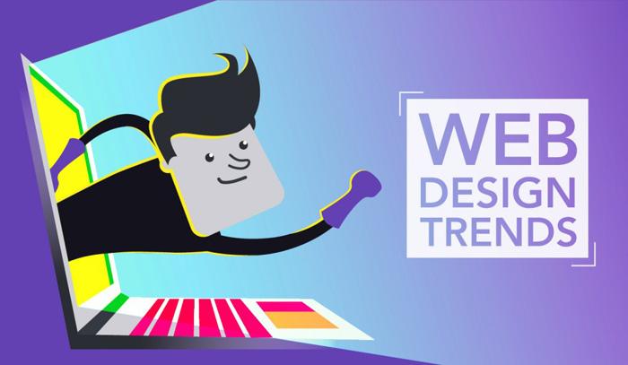 Xu hướng thiết kế website hiện nay