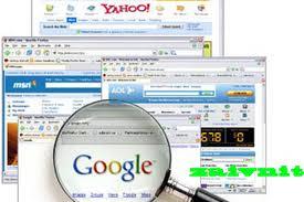 Gửi bài viết mới tới các bộ máy tìm kiếm Google Yahoo Bing Ask