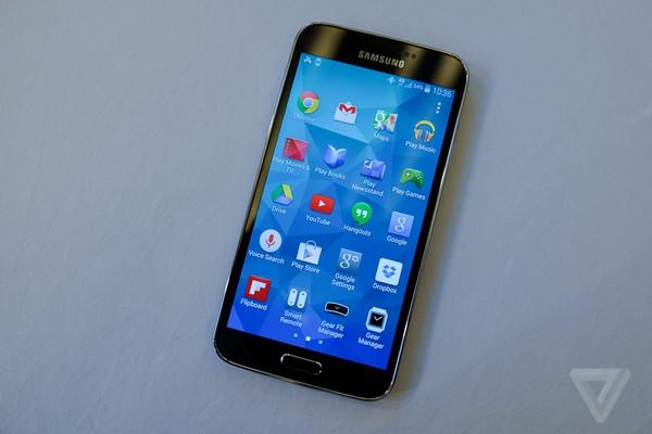 5 điểm nổi bật nhất ở Galaxy S5