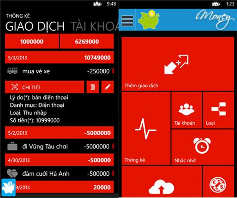 5 ứng dụng Việt không thể thiếu trên Windows Phone