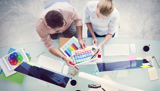 Bí quyết chọn màu sắc giúp bạn tăng doanh số bán hàng