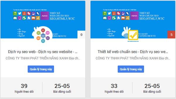 Cách tạo Page trên mạng xa hội Google Plus