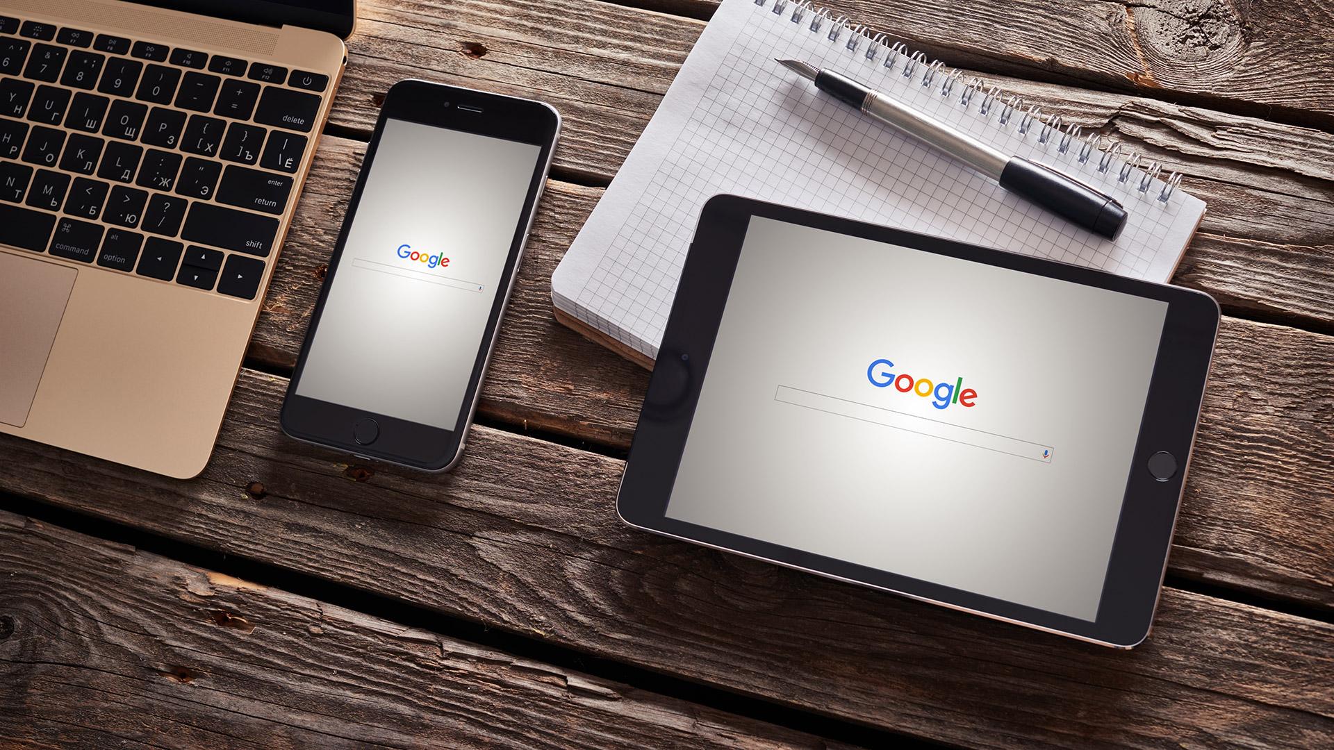 60% các tìm kiếm hiện nay là trên các thiết bị di động