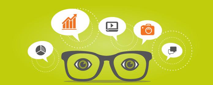 Content Marketing với hình ảnh minh họa trực quan