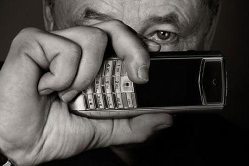 Vietnam Telecomp xuất hiện Điện thoại 2 tỷ đồng sẽ