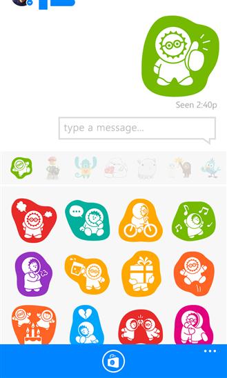 Facebook Messenger cập bến Windows Phone 8