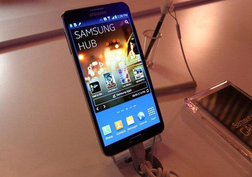Samsung dự kiến tung ra hai màu mới cho mẫu máy Galaxy Note 3