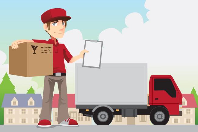 Giao nhận hàng hóa trong kinh doanh online Ship hàng online